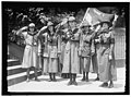 GIRL SCOUTS. TROOP -1. MRS. JULIETTE LOW, FOUNDER, RIGHT; ELENORE PUTSSKE, CENTER; EVALINE GLANCE, 2ND FROM RIGHT LCCN2016867949.jpg