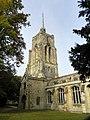 GOC Ashwell to Guilden Morden 004 St Mary's Church, Ashwell (25955862391).jpg