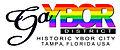 GaYBOR logo DistrictHistoricYborCityTampaFLUSA.jpg