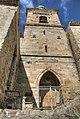 Gagliano - Torre del castello su cui è stato costruito il campanile della chiesa di S.Cataldo - panoramio.jpg