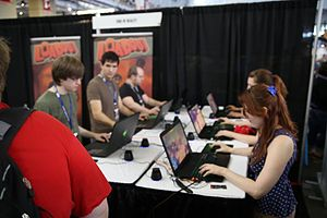 Cyberbullying - Online harassment in gaming culture can occur in online gaming