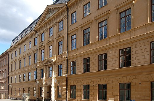 The Administrative Court of Appeal Stockholm