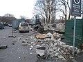 Garages Lennuki 9 during Demolition Tallinn 17 January 2018.jpg