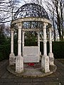 Gas-workers war memorial at Bromley-by-Bow - geograph.org.uk - 1599309.jpg