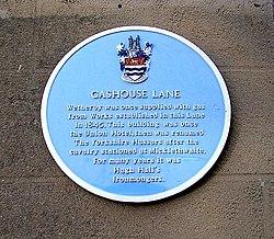 Photo of Blue plaque № 41157