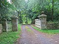Gate, House of Cockburn. - geograph.org.uk - 46989.jpg