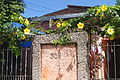 Gate with Flowers - Olinda - Outside Recife - Brazil.jpg