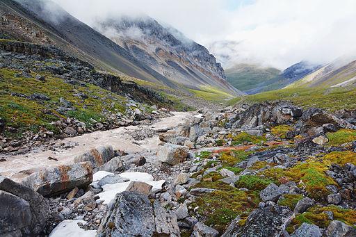 Gates of the Arctic National Park, Brooks Range, Alaska