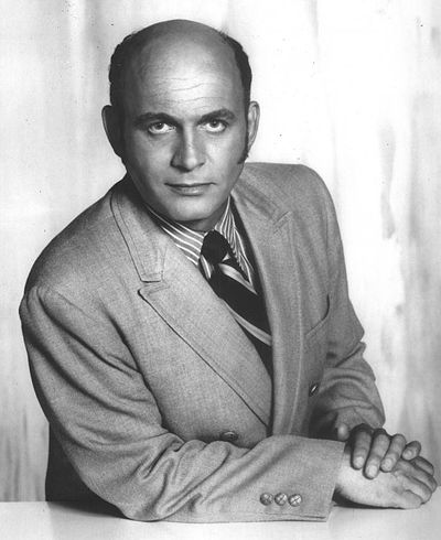 Gavin MacLeod, American actor