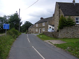 Gayles, North Yorkshire Village and civil parish in North Yorkshire, England