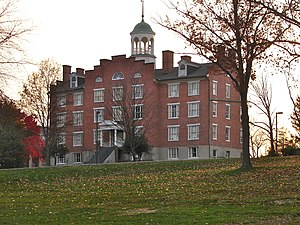 Lutheran Theological Seminary at Gettysburg - Image: Gburg Seminary NE