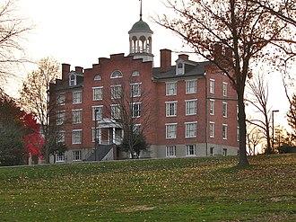 United Lutheran Seminary - Image: Gburg Seminary NE