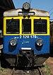 Gdańsk Główny, pociąg do Lęborka (train face at Danzig train station).jpg