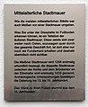 Gedenktafel Neugasse 44 (Meißen) Stadtmauer.jpg