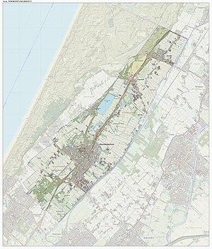 Noordwijkerhout - Image: Gem Noordwijkerhout Open Topo