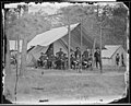 Gen. Ulysses S. Grant and staff of fourteen, recognized- Col. Ely. S. Parker (4222270243).jpg