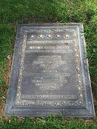 Gene Autry Grave.JPG