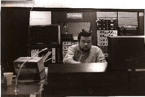 Atlantic Studios - Gene Paul at Atlantic Records in the 1970s