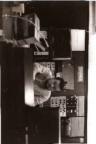 Atlantic Studios - Gene Paul at Atlantic Records in the 1970s