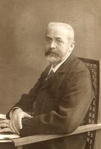 Ferdinand Georg Frobenius - Ferdinand Georg Frobenius