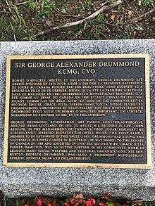 George Alexander Drummond plaque.jpg