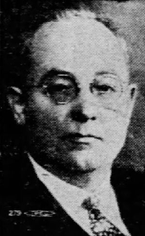 New York's 40th congressional district - Image: George F. Rogers (New York Congressman)