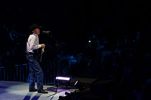 The Cowboy Rides Away Tour - Image: George Strait 2013 1