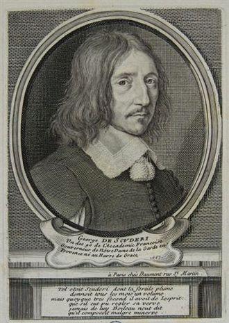 Georges de Scudéry - Georges de Scudéry.