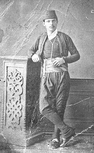 Georgi Benkovski - Georgi Benkovski (1843–1876)