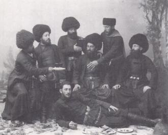 Supra (feast) - Georgian supra