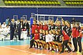 Germany women's national volleyball team at the European Championships 2015.jpg
