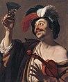 Gerrit Van Honthorst - Joyeux Violoniste.jpg
