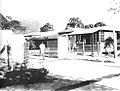 Gibraltar Evacuee Camp, Jamaica - Camp Entrance.jpg
