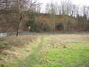 Gilbert's Pit - Image: Gilberts Pit, London Borough of Greenwich, SE7 (2252315297)
