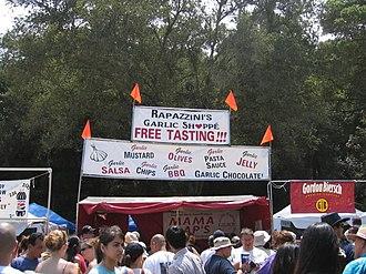 Gilroy Garlic Festival - Image: Gilroy Garlic Festival 1