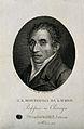Giovanni Battista Monteggia. Stipple engraving by E. Bisi, 1 Wellcome V0004095.jpg