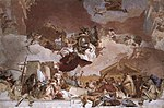 Giovanni Battista Tiepolo - Apollo and the Continents (Europe, overall view) - WGA22331.jpg