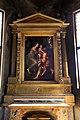 Girolamo mazzola bedoli, madonna col bambino e san jacopo, 1542-43, 01.jpg