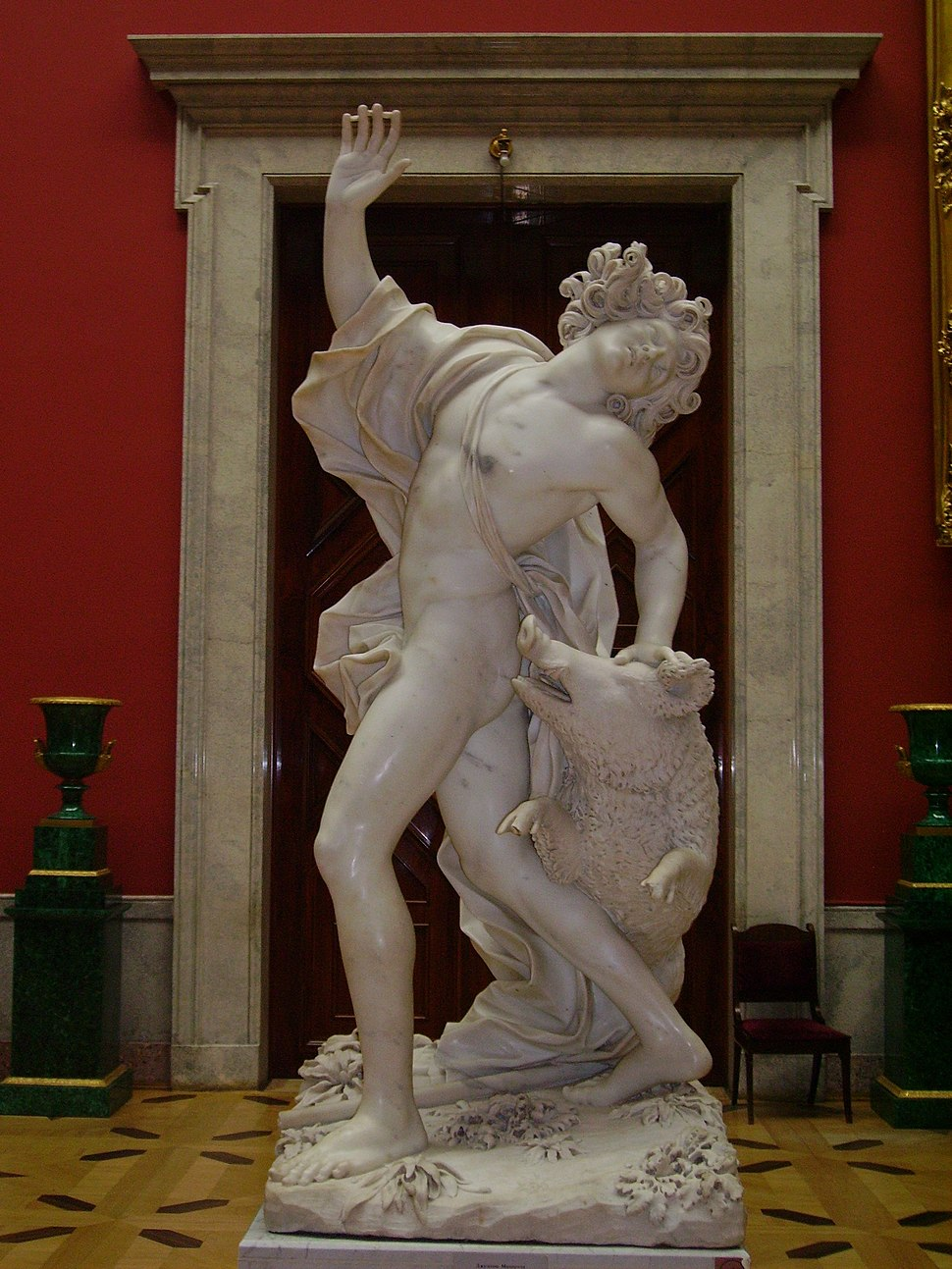 Giuseppe-Mazzuoli-The-Death-of-Adonis-hermitag