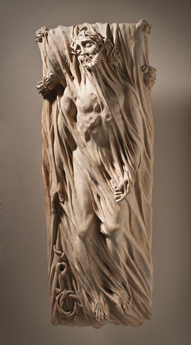 640px Giuseppe Sanmartino %28circle of%29 Veiled Christ
