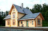 Estación Glåmos