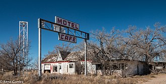 Glenrio, New Mexico and Texas - Image: Glenrio 1 (1 of 1)