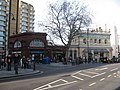 Gloucester Road Underground Station, London - geograph.org.uk - 1615552.jpg