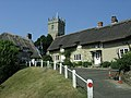 Godshill Village and Church - geograph.org.uk - 405546.jpg