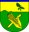 Coat of arms of Goldelund