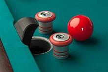 Bumper Pool Wikipedia - Hexagon pool table