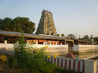 Garbharakshambigai temple temple in India