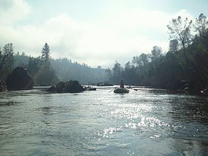 South Fork American River - Image: Gorilla Pond