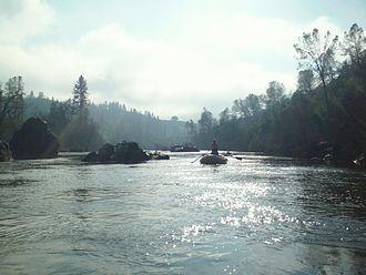 South Fork American River - Image: Gorilla Pond