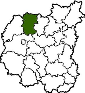 Horodnia Raion Former subdivision of Chernihiv Oblast, Ukraine
